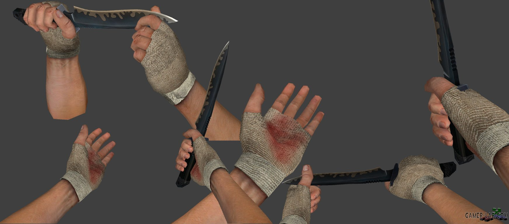 Bloody_and_regular_Cloth_Gloves_-DMY-