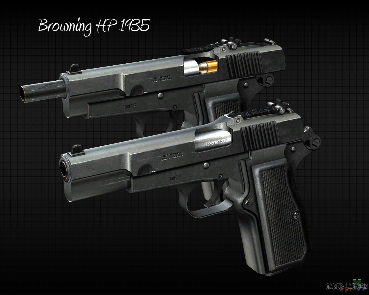 Browning HP 1935