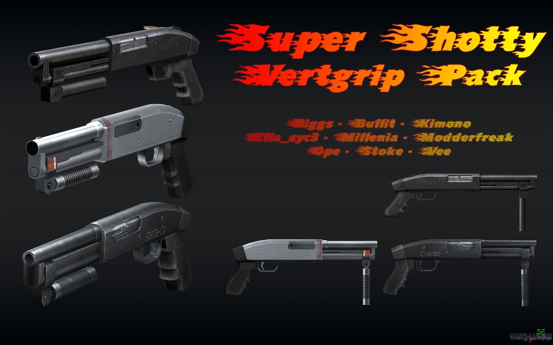 Super Shotty Vertgrip Pack
