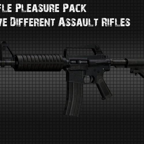 Rifle Pleasure Pack