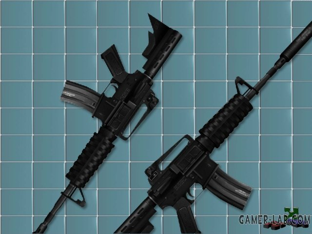 High-Res_Default_M4a1_V2+WorldView