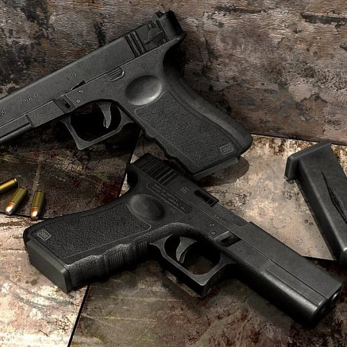 Glock 18C FIXED + W MODEL