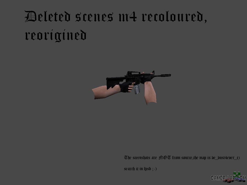 Deleted scenes m4(but better D)