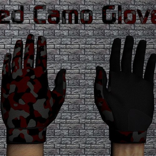 Red_Camo_Gloves