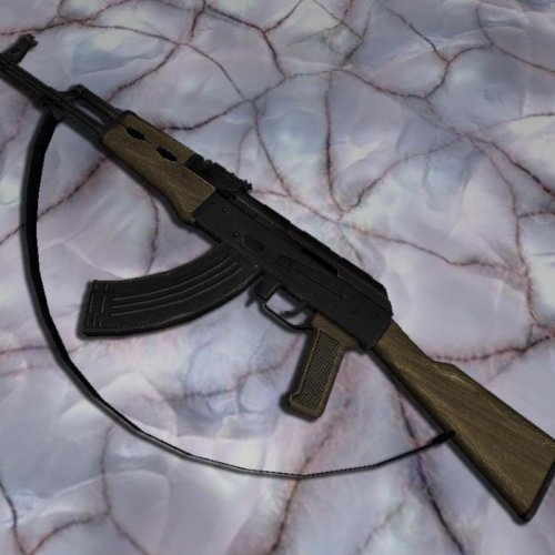 TehSnake s AK47 (Xero new anims)