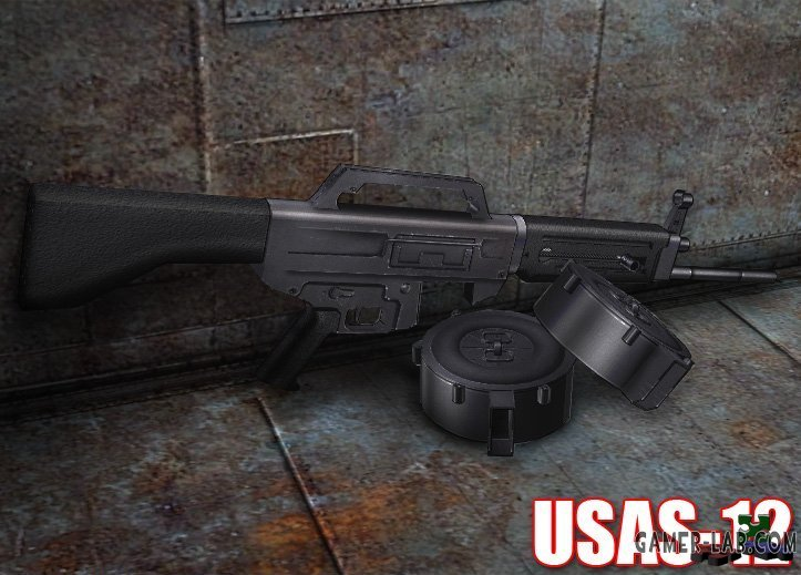 USAS-12 Re-release + Innovative Arms