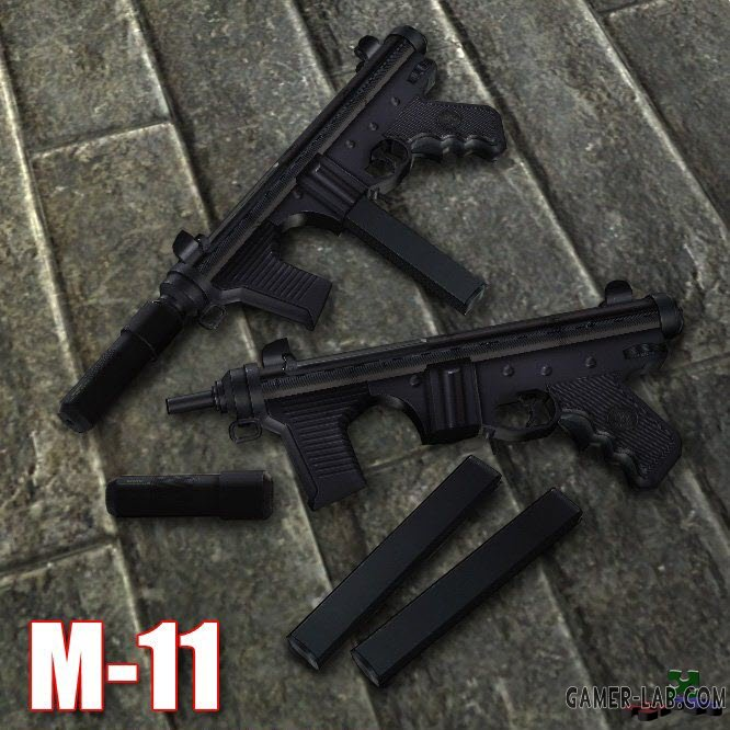 Berreta M-12 pack + additional arms