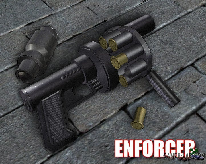Enforcer pack - scope  noscope + ts arms