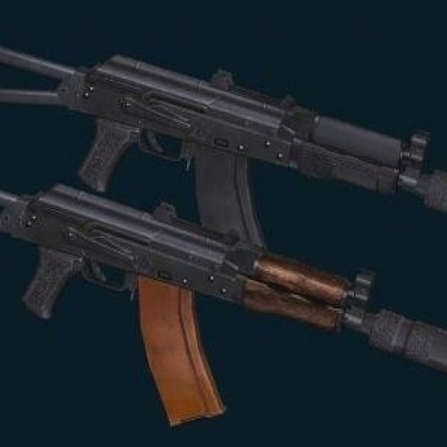 NR_s_AKS-74U_W_PBS_Silencer_(two_Sets_Of_Anims)