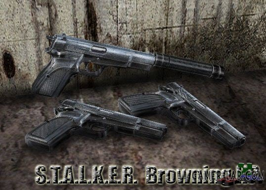 Stalker HP Browning