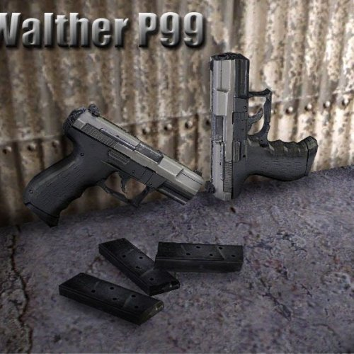 Stalker Walther P99