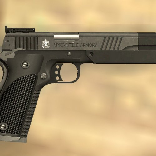 Springfield Armory 1911A1 Tactical