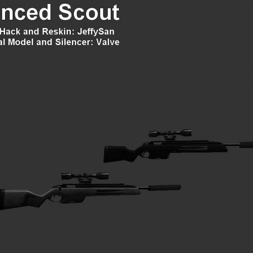 Silenced Scout