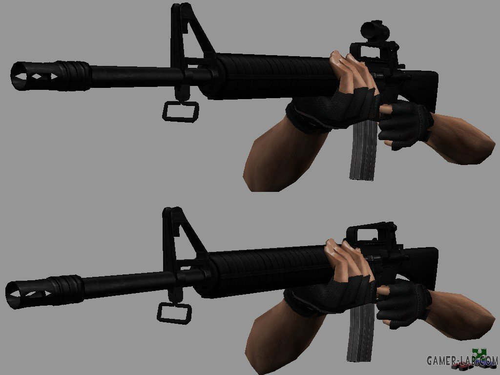Rctic s updated an up to date m16
