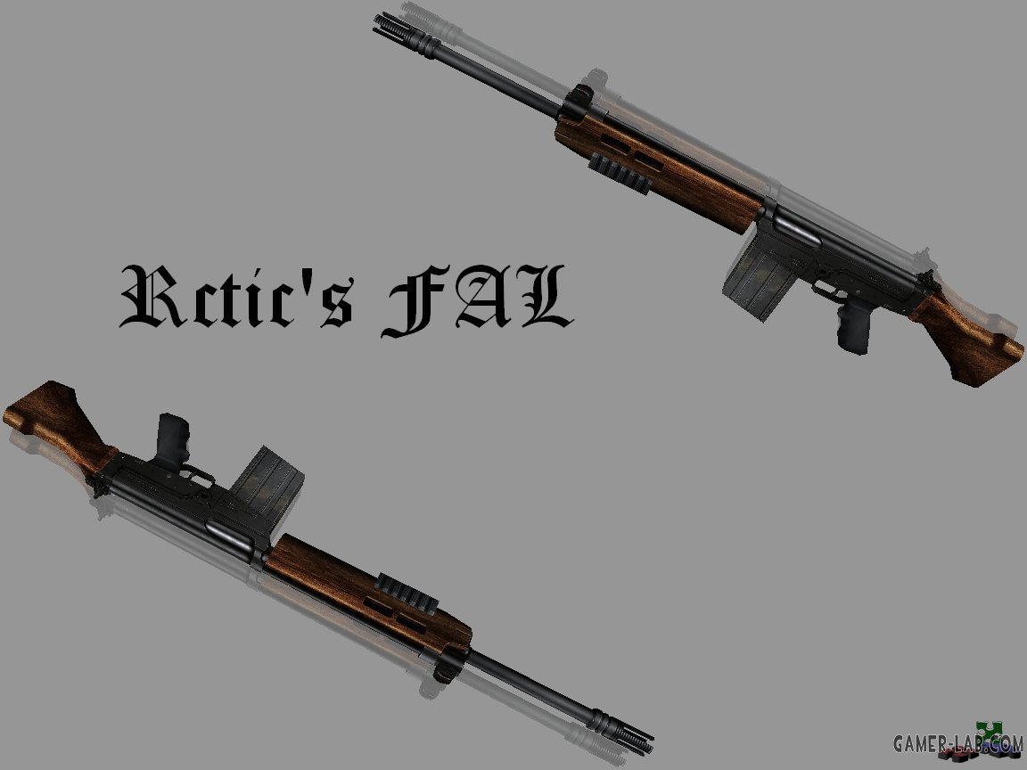 Rctic s updated FN FAL UPDATED