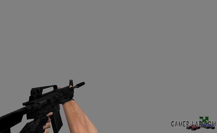 DEFAULT m4a1 remake