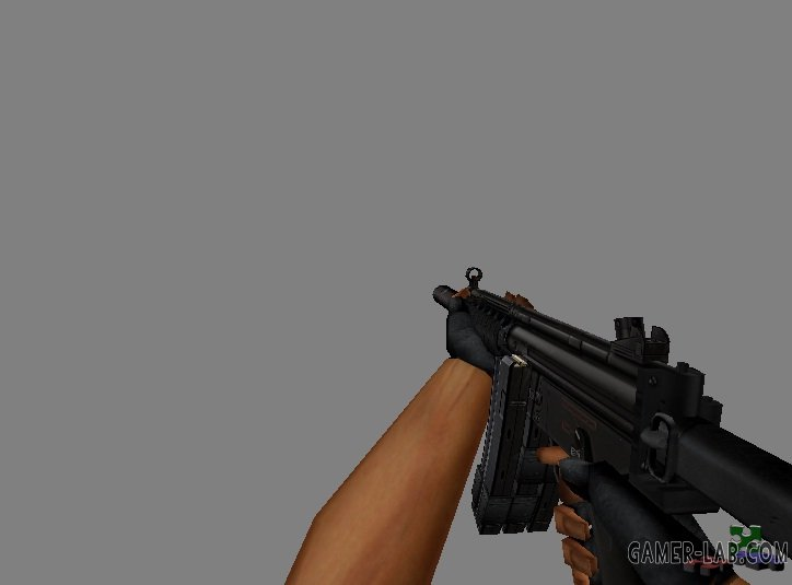 HK MP5SD Silenced