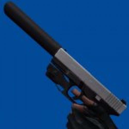 Glock 18 Two Tone (only v_)