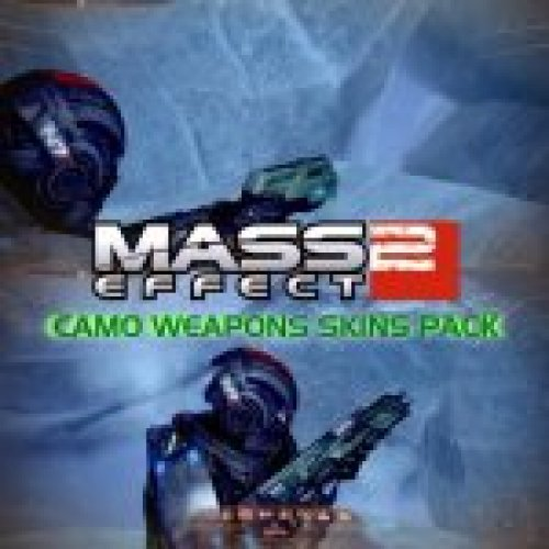 Camo Weapons Skins Pack