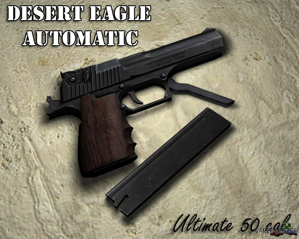 Desert Eagle Automatic