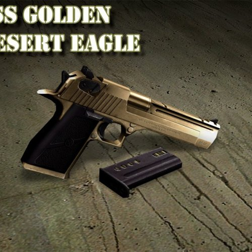 Golden TS Eagle