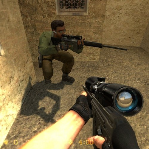 Psg1 awp scope