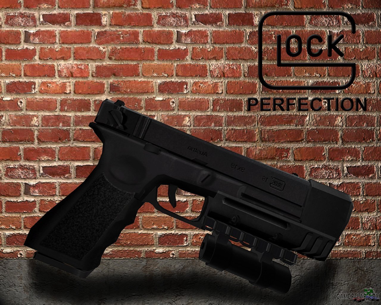Glock 18c Tactical Hackage