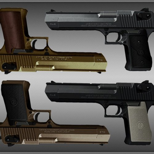 Hav0c Deagle AntiPirate Anims