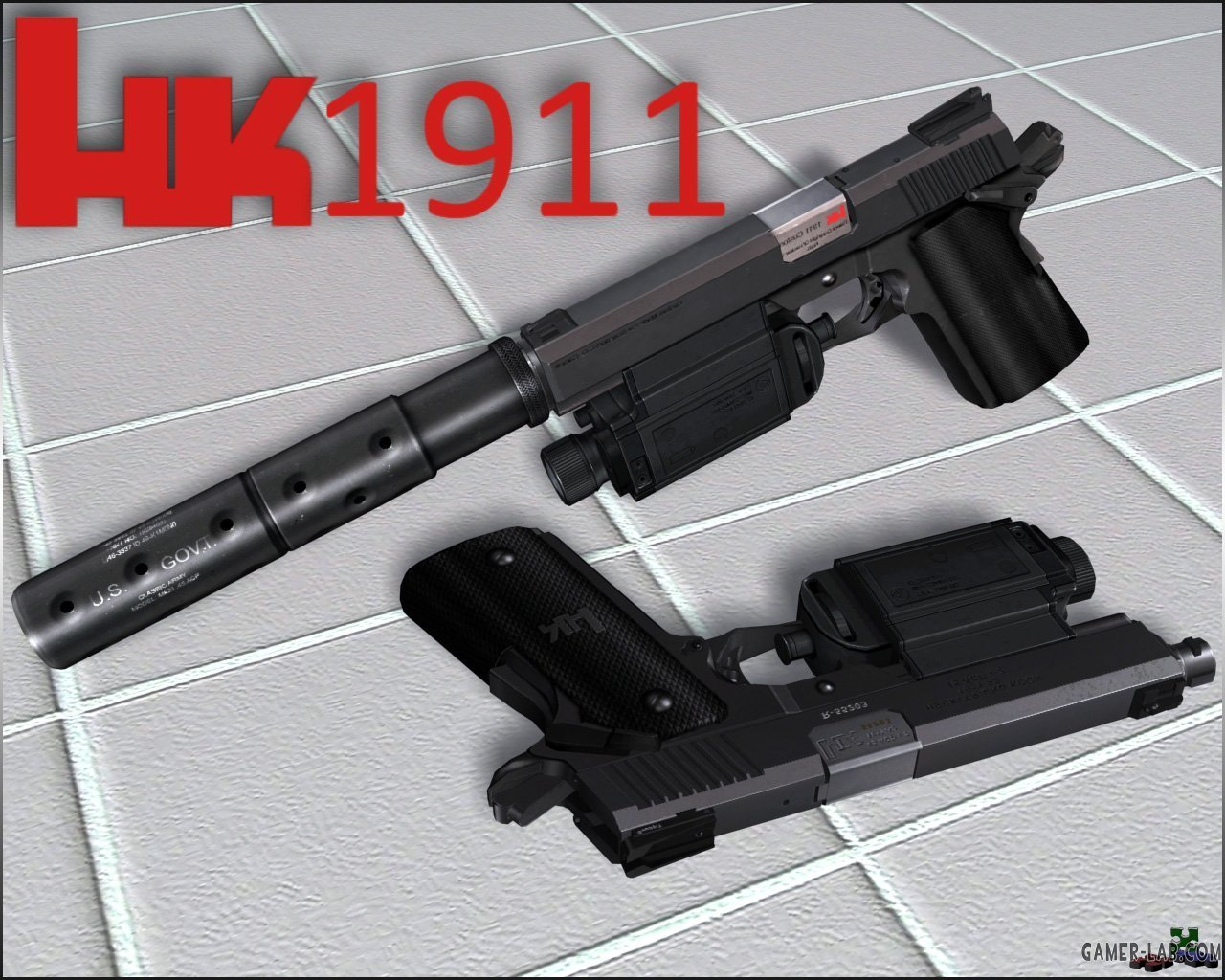 HK1911 On KingFriday Anims