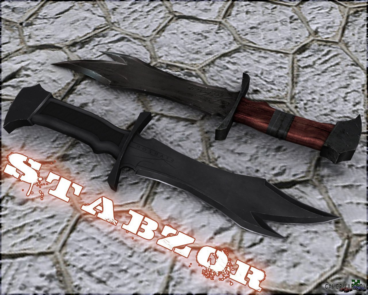 Stabzor With 7 Animations
