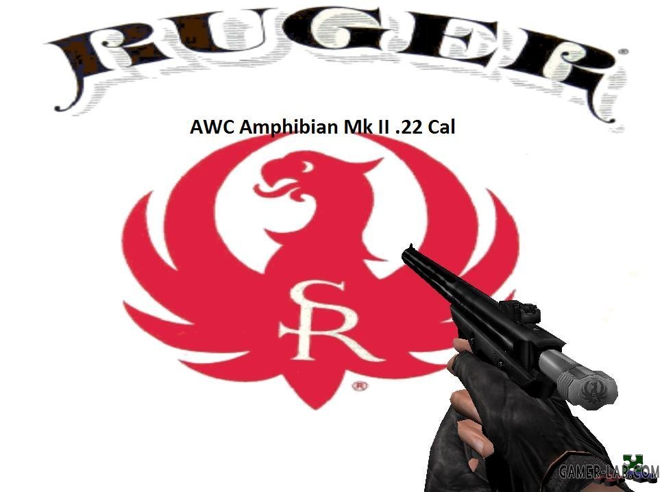 AWC Amphibian Ruger MkII .22