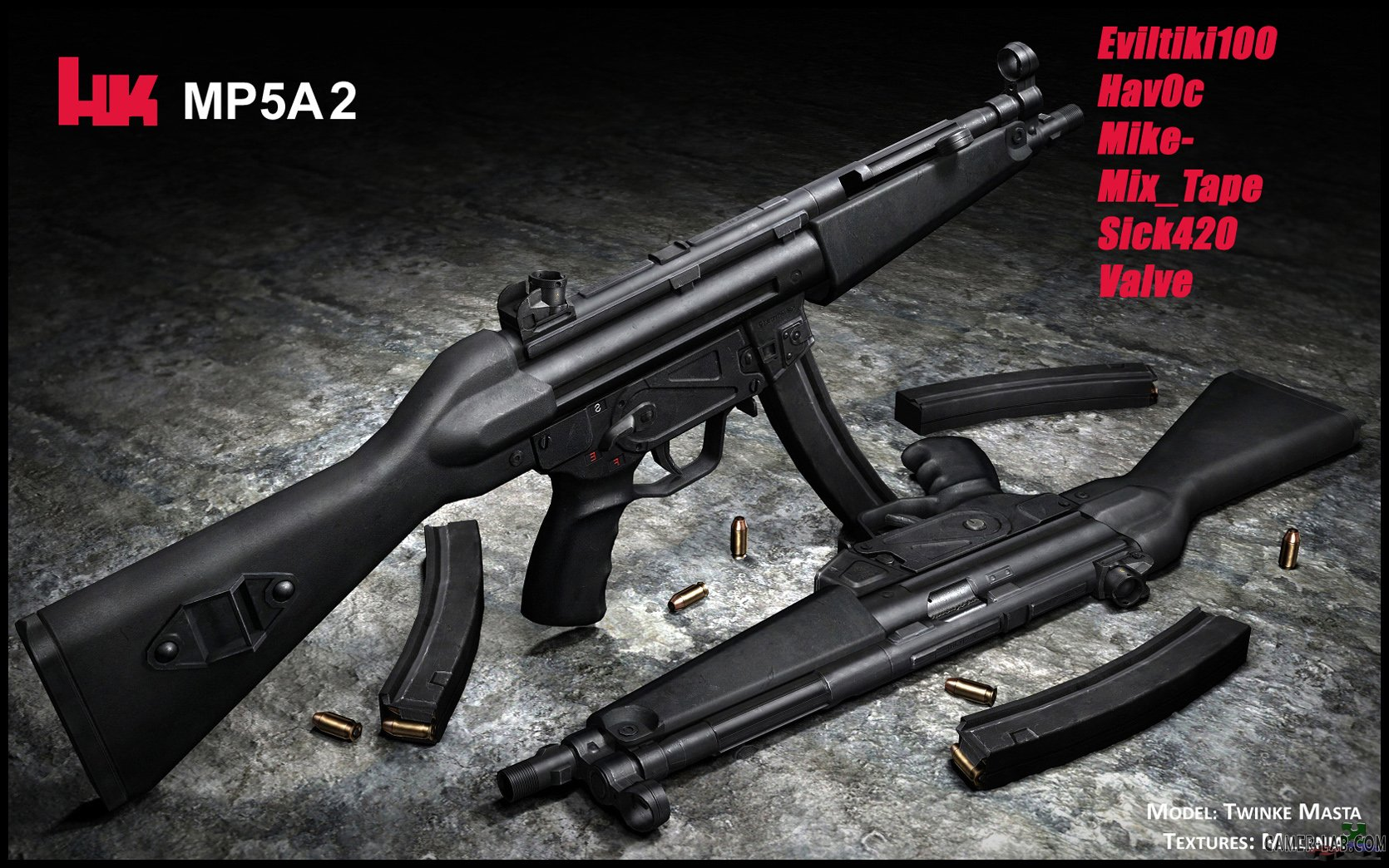 Twinke_and_Millenia_H_K_MP5A2