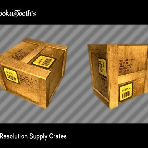 Supply Crate