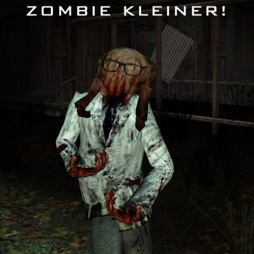 Awesome Zombie Kleiner 2 !