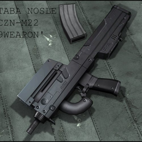 Zastaba Nosle CZN-M22 9Weapon
