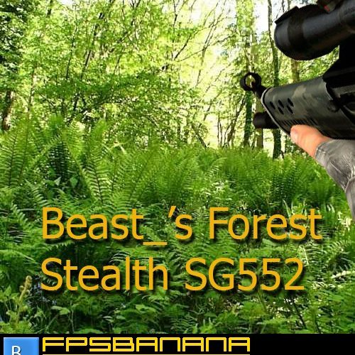 Beast's Woodland Stealth