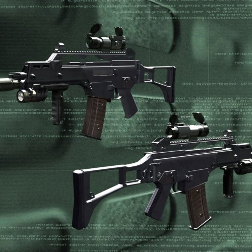 G36K With M900A