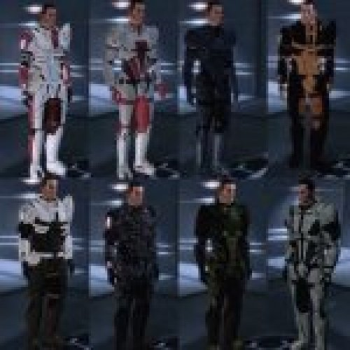 42 Armors Pack