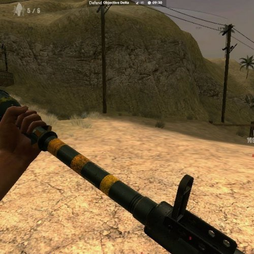 RPG7_Rocket_paint
