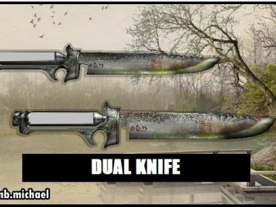 Dual Knife Pack