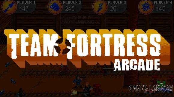 Вышла Team Fortress Arcade!