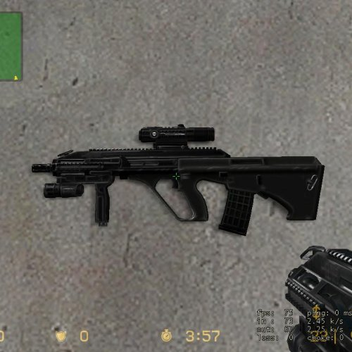 Aug A3 + New Anims