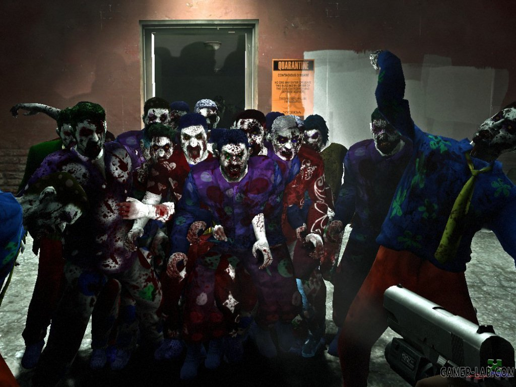 Clown Zombies v2