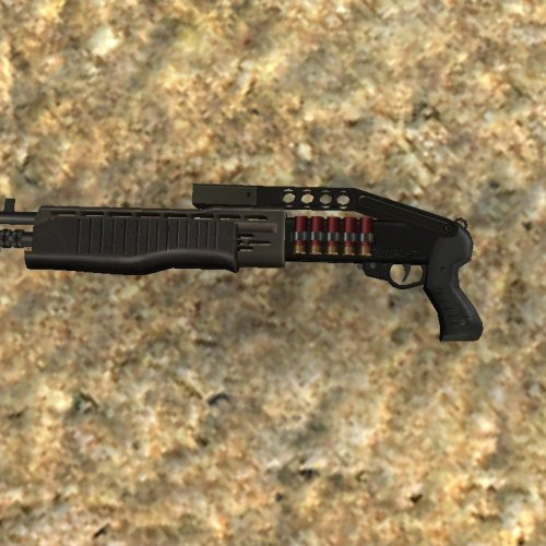SPAS-12 With Wees
