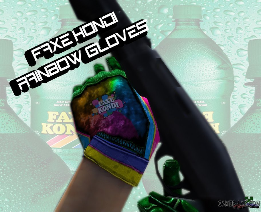 Faxe_Kondi_RainBow_Gloves