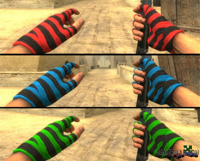 Soap_s_Striped_Gloves