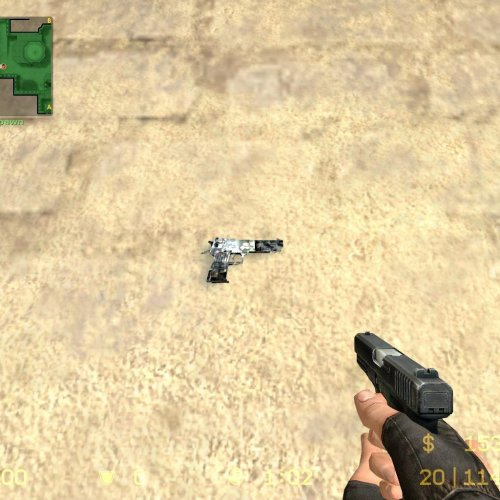 Simple City Camouflage Deagle