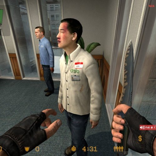 A Pack of Realistic Hostages