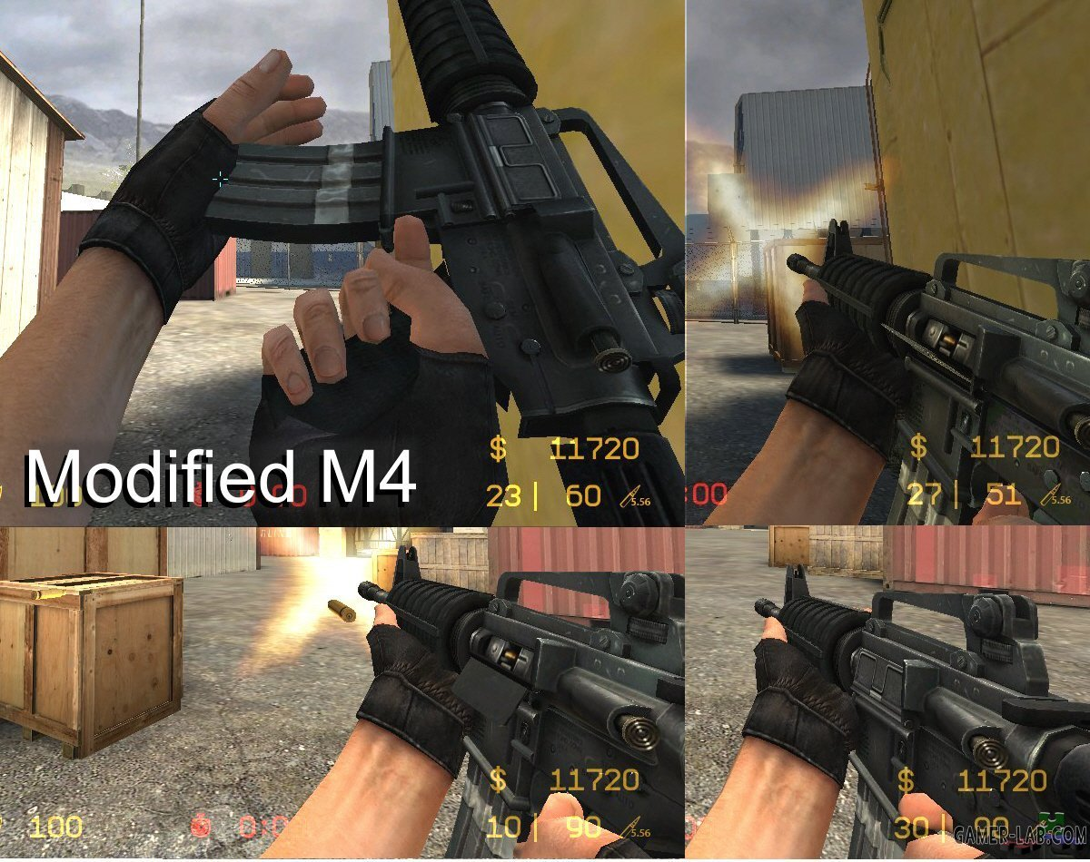Modified_M4