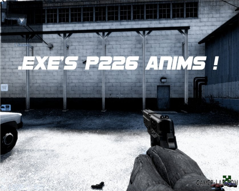 .eXe's P226 Anims